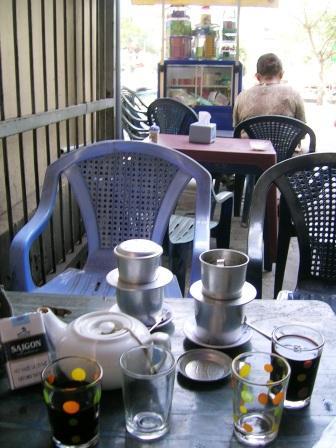 Vietnamise coffee