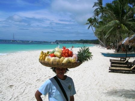 Fruit in Boracay