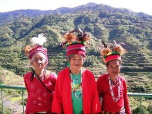 Ifugau women