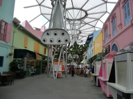 DESIGN AT CLARKE QUAY