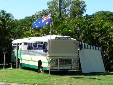 Australiani professionisti del camping
