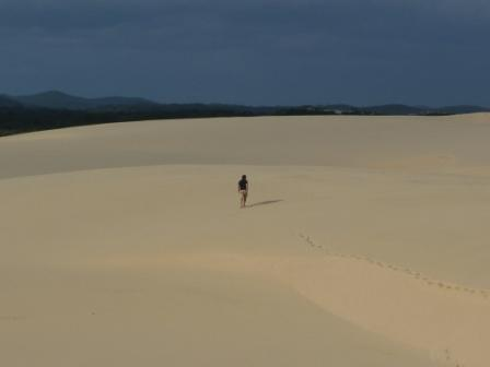 Dunes at Port Stephens