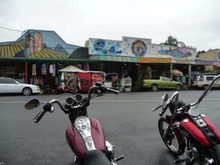 Nimbin Hippy town