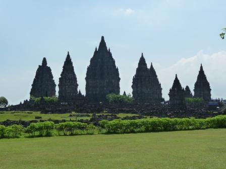 Prambanam Temple