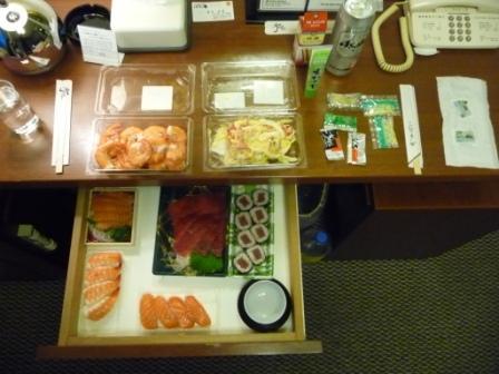 drawer dinner