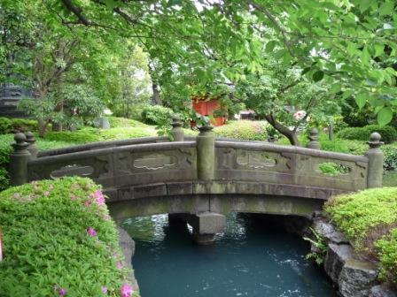 Japanise bridge