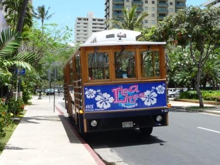 Waikiki bus