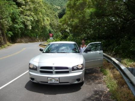 Elena's car