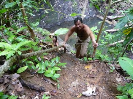 Rio Claro trekking