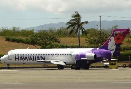 Fly to Maui