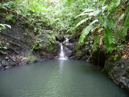 Rio Claro first lagoon