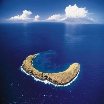 Molokini Volcan