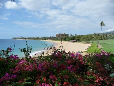 Maui, Napali beach