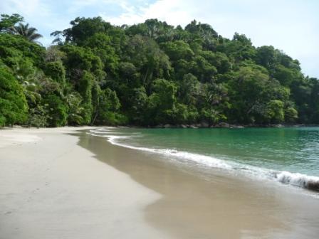 Playa Parque Manuel Antonio