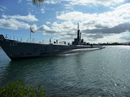 Pearl Harbor submarine