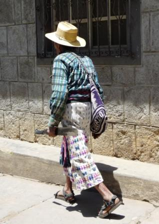 Indio guatemalteco