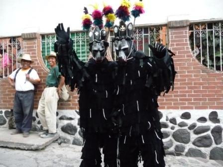 Maschere Fiesta