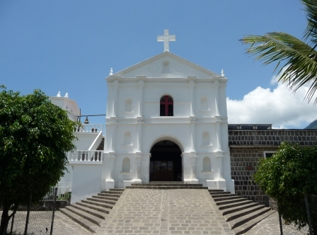 San Pedro church