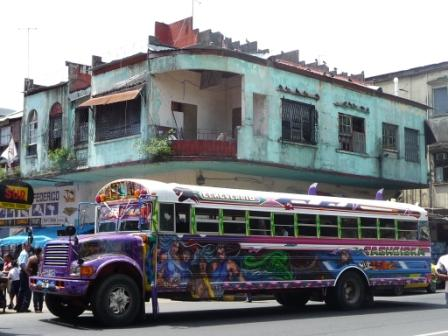 Colon bus