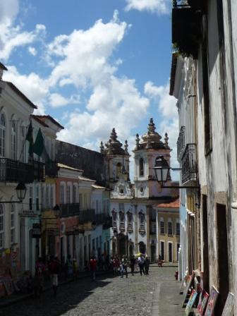 Pelurinho street